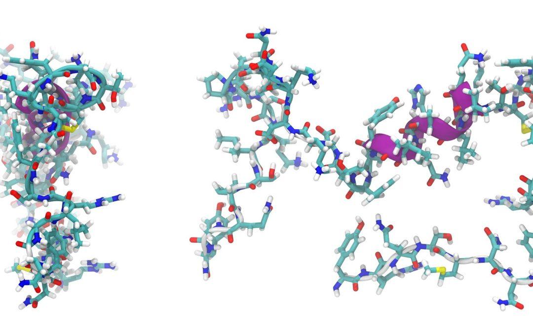 Peptide und ihre Anti-Aging-Vorteile für die Hautpflege